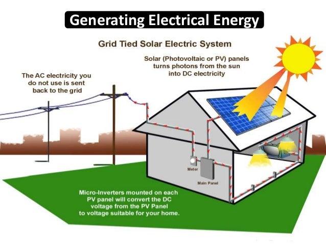 Renewable energy solar energy advantages: solar energy is free.