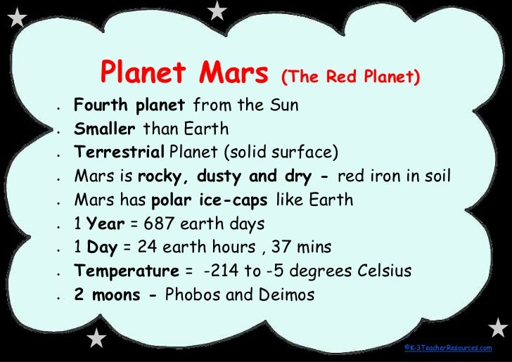 Solar System Facts Slideshow