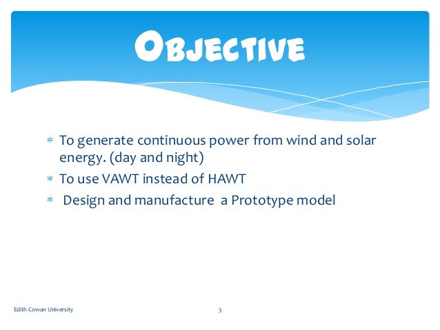 Solar Wind Hybrid Power System Ppt