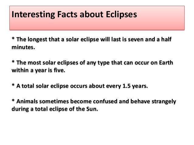 lunar eclipse space facts - photo #37