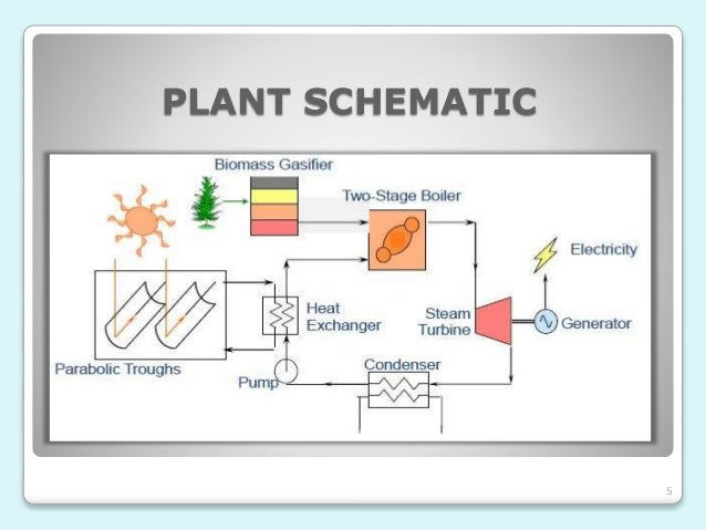Solar Biomass Hybrid Power Plant