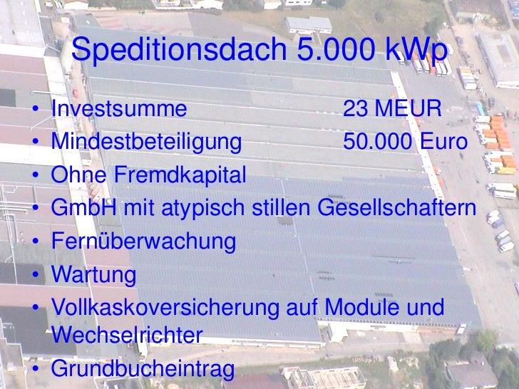 Solar-Bürger-Genossenschaft eG•   Gegründet aus dem Umfeld der Solarbrücke•   Finanzierung von Anlagen bis ca. 30 kW•   An...