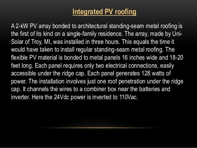 Solar Building Design