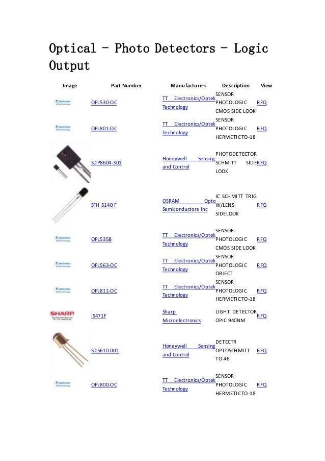 Optical - Mouse Sensor -Sensors, Transducers - componentship com