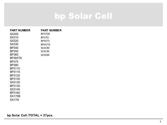 PART NUMBER SX305 SX310 SX320 SX330 BP340 BP350 BP365 BP365TS BP375 BP380 BP3110 BP3115 BP3125 BP3130 SX3130 BP3135 SX3140...