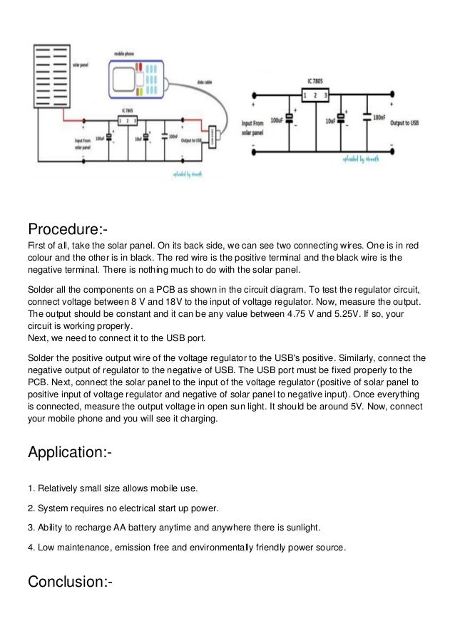 Report of solar charger project diagram 4 ccuart Gallery