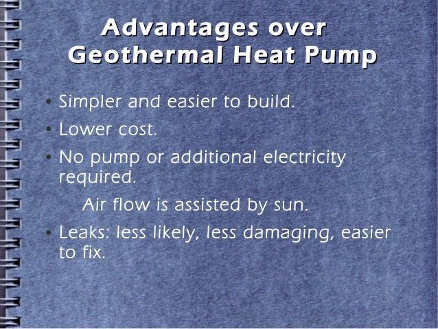 Air Conditioner Heat Exchange With Solar Chimney