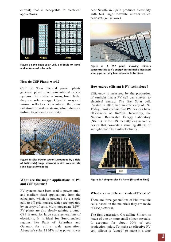 Solar Development In India
