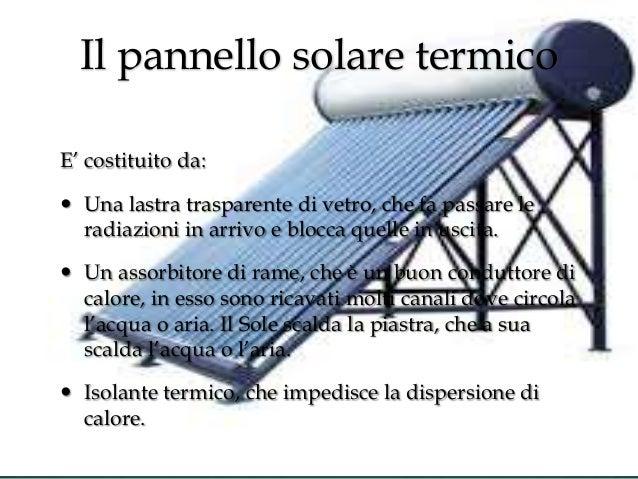 Pannello Solare Termico Vetro Rotto : Solare