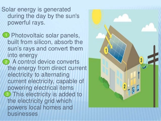 Solar Energy How It Works And Fact