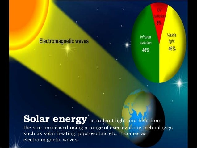 Conclusion to this paragraph.... (about solar energy)?