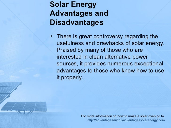 Advantages Of Solar Panel All Products Are Discounted Cheaper Than Retail Price Free Delivery Returns Off 62