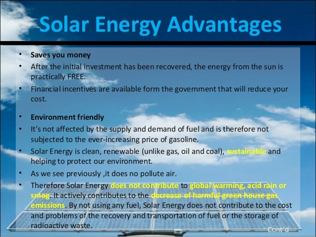 solar energy essay in english Ielts writing task 2 essay with model answer you should spend about 40 minutes on this task write about the following topic solar energy is becoming more and more popular as a source of household energy in many countries around the world.
