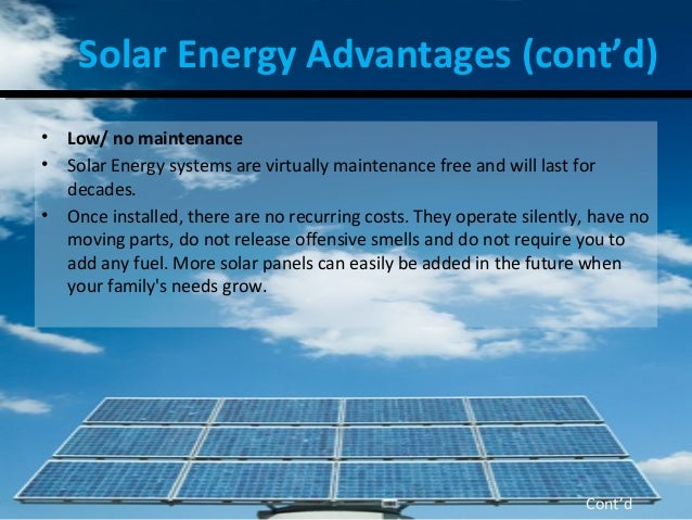 solar energy ppt, Powerpoint templates
