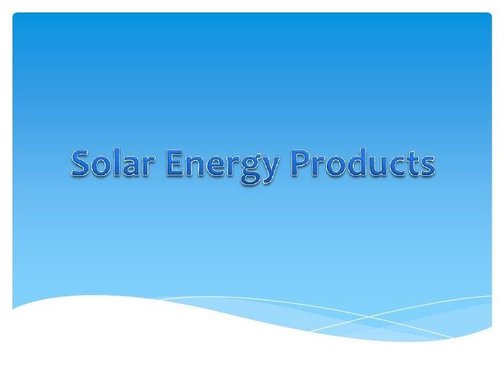 Solar CellsVisit: TradeFord.Com