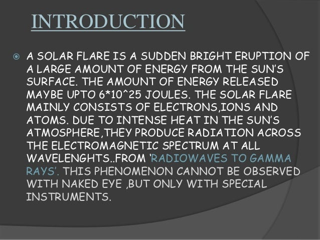 solar storm effects on electronics - photo #23