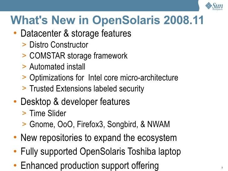 Solaris, OpenSolaris y Virtualización
