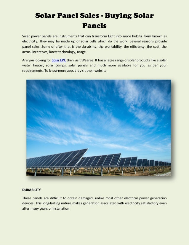 Solar Panel Sales Buying Solar Panels - 48+ Solar Panel For Sales Background