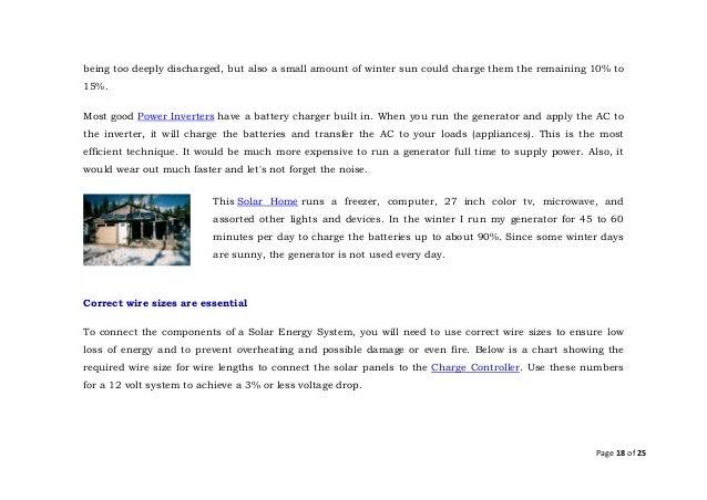Awe Inspiring Solar Panels Basic Types Wiring Digital Resources Funapmognl