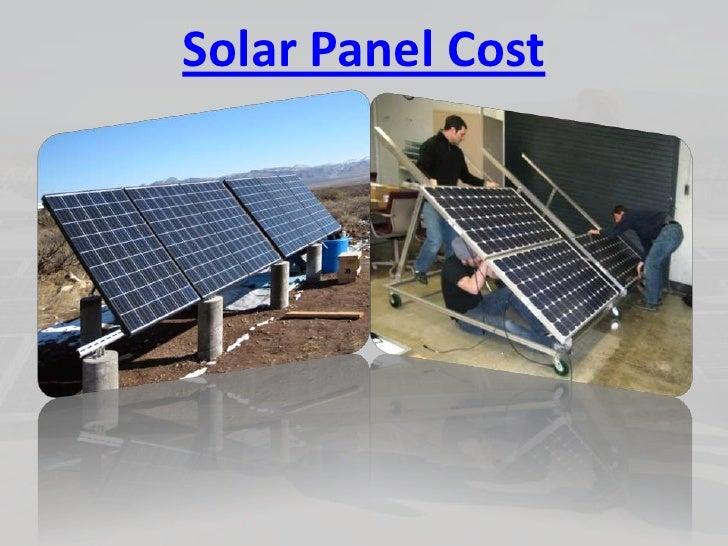 solar panels cost. Black Bedroom Furniture Sets. Home Design Ideas