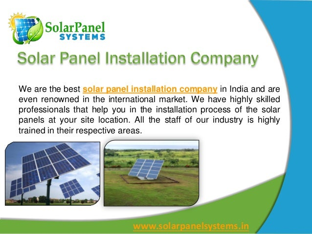 Solar panel systems,manufacturer,exporter,india