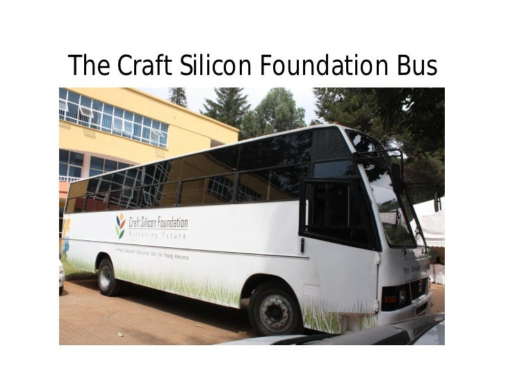 The Craft Silicon Foundation Bus
