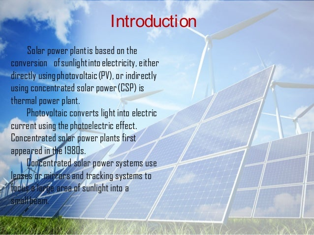 Hybrid power generation by and solar –wind.