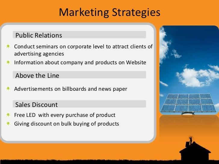 solar panel manufacturing plant business plan pdf