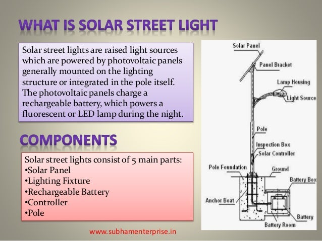 Solar street light pole eco friendly lighting option asfbconference2016 Gallery