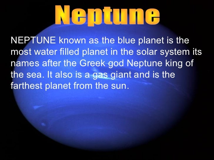 what is neptune made of