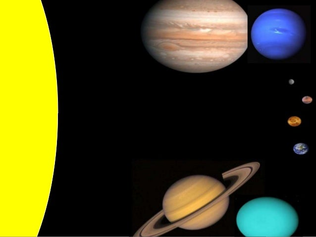 Solar System And Planets Astronomy Lesson Powerpoint