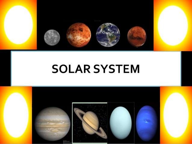 solar system ppt - photo #5