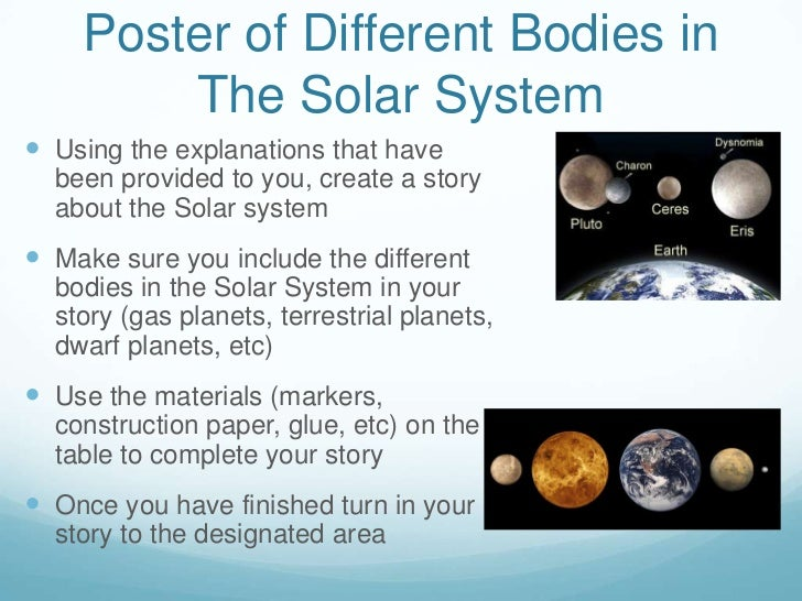 on solar system lesson - photo #42