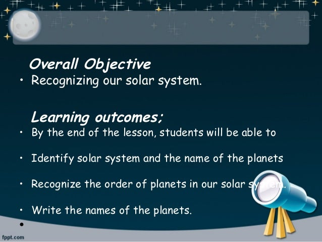 teaching the solar system - photo #32