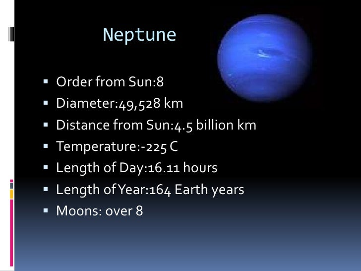 planet neptune distance from sun - photo #8