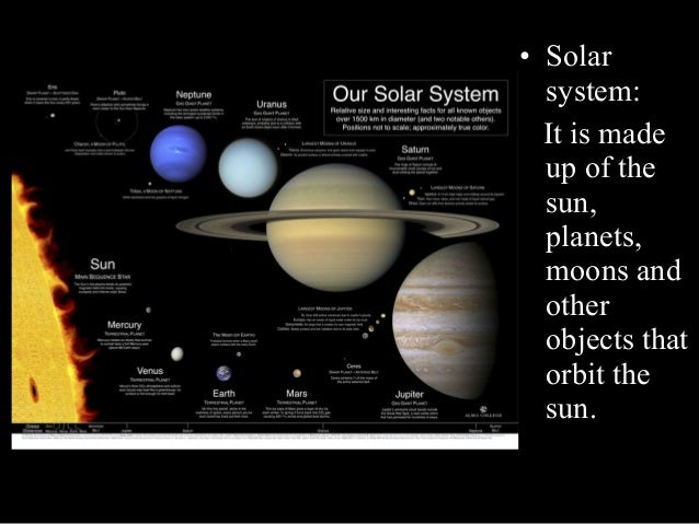 what makes earth unique from other planets and moons in our solar system - photo #16