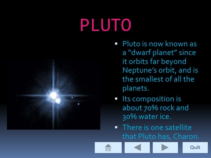 powerpoint presentation on planets - photo #47