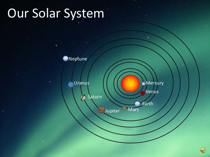 6th grade solar system powerpoints - photo #27