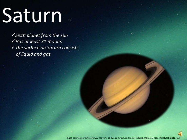 powerpoint presentation on planets - photo #33