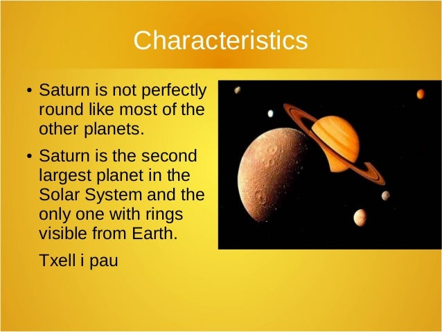 what are the visible characteristics of the planets and moons in our solar system - photo #25