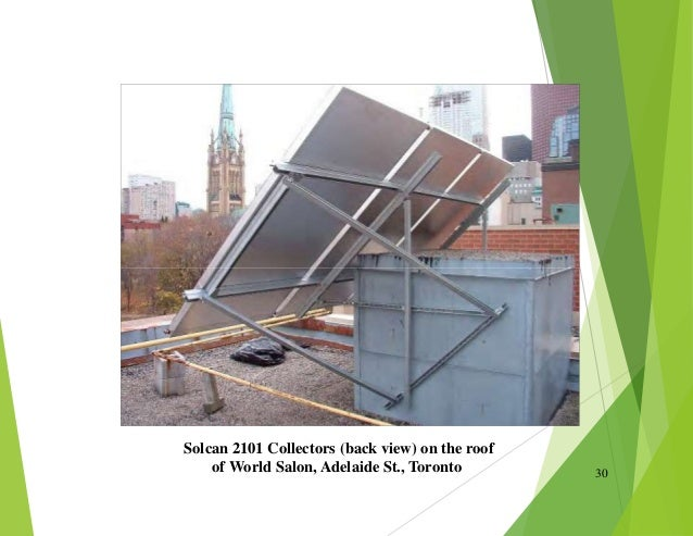 Solar Thermal Application Electrical Power Generation