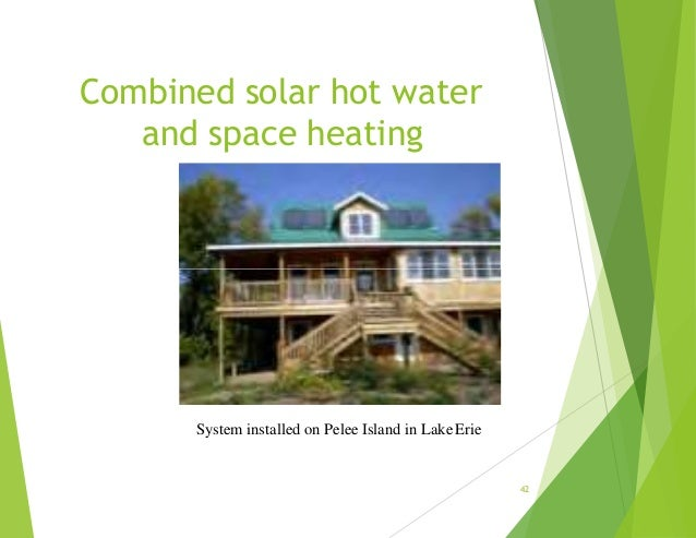 Solar Thermal Application - Electrical Power Generation ...
