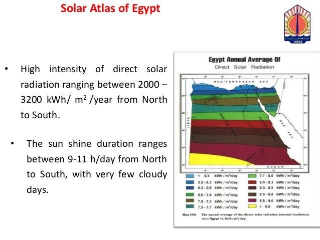 Solar Thermal Energy In Egypt Mr Eng Ehab Ismael