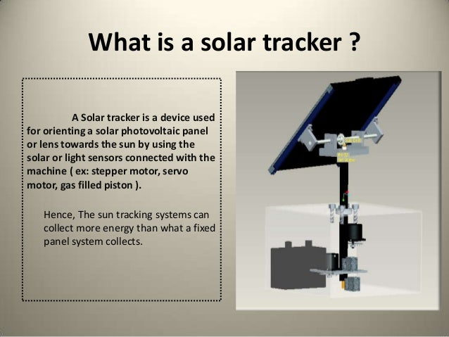 Solar Tracker