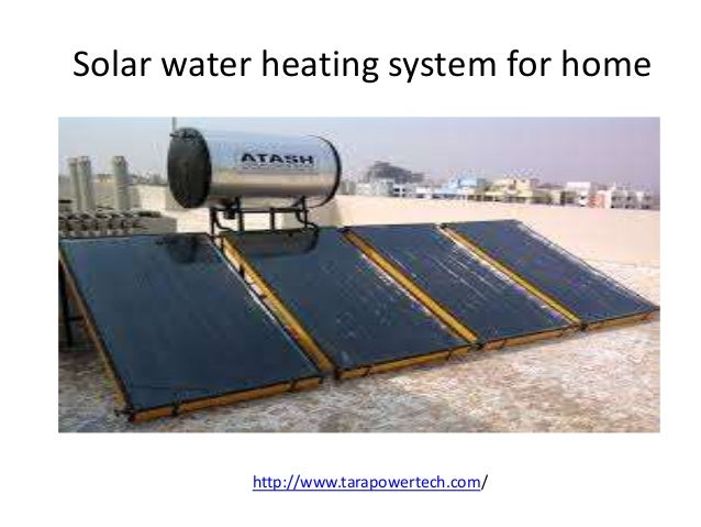 Performance Analysis of Photovoltaic Water Heating System