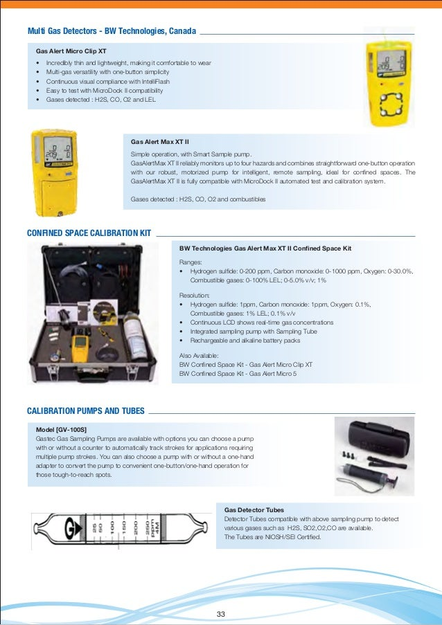 Solas Marine Services Trade catalog