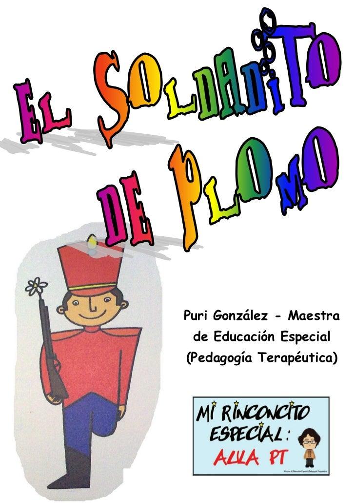Puri González - Maestra                                                         de Educación Especial                     ...