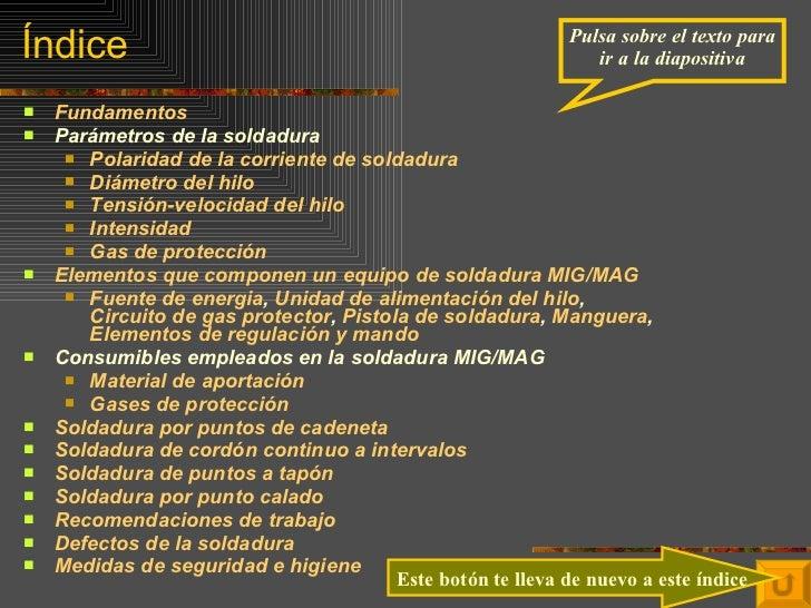 Soldadura Mig Mag Slide 2