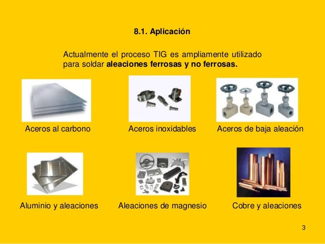 Soldadura gtaw, saw y electroescoria (1) soldadura mixta Slide 3