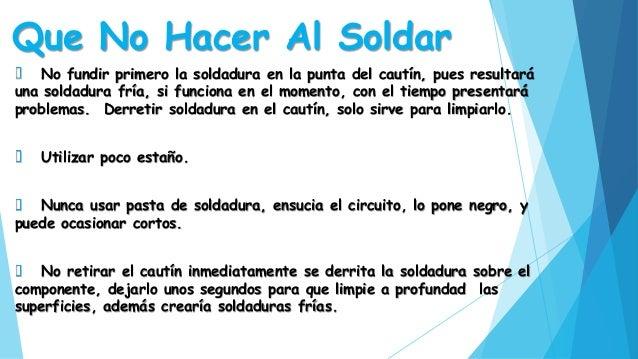 COMO SOLDAR CON CAUTIN PDF